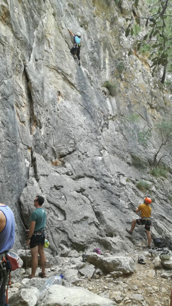 Sector de S'estreta a prop de Valldemossa.